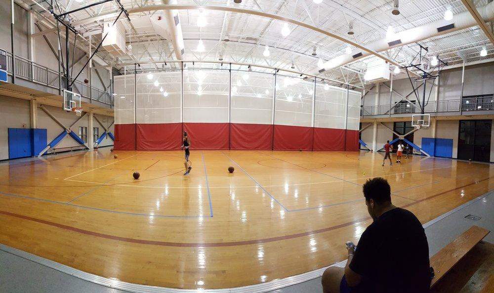 Bartlett Recreation Center