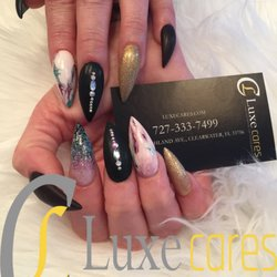 Photo Of Luxecares Nails Spa St Petersburg Fl United States