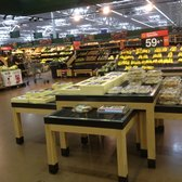 photo of walmart supercenter gainesville fl united states bakery and produce area