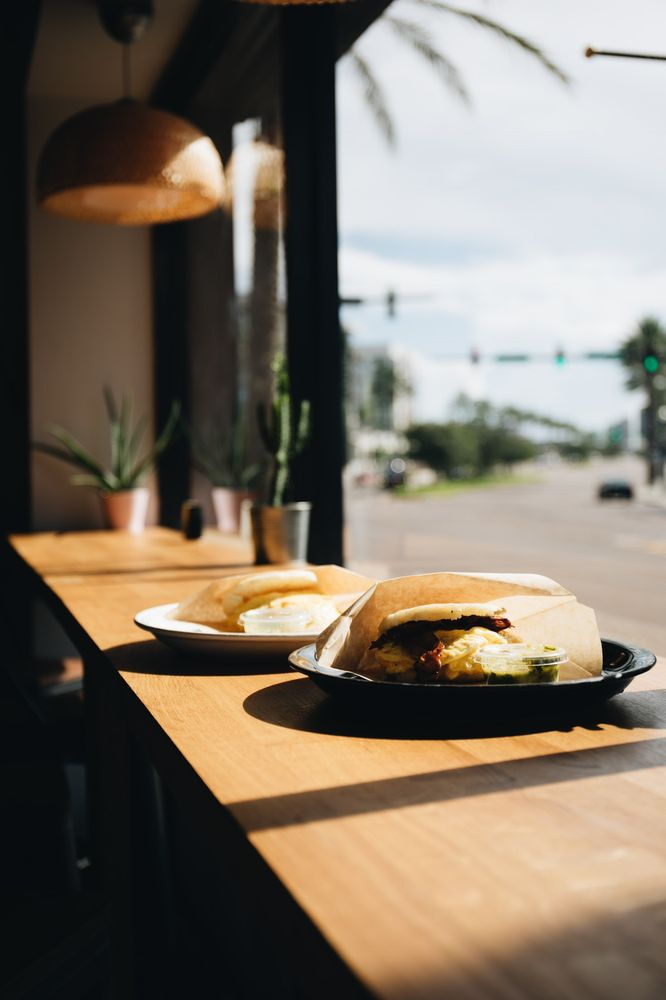 Arepa Please: 474 Riverside Ave, Jacksonville, FL
