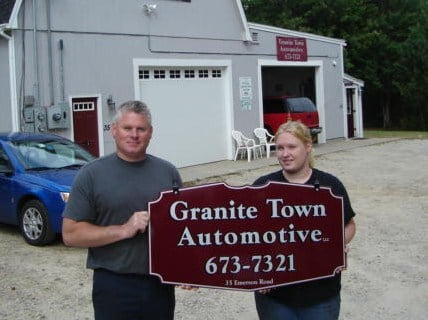 Granite Town Automotive Llc: 35 Emerson Rd, Milford, NH