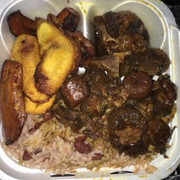 Evas Jamaican Kitchen Menu