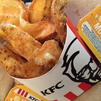 how to make kfc potato wedges
