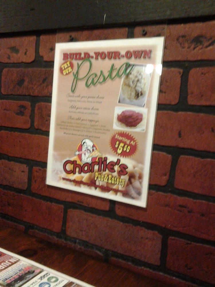 Charlie's Pub & Eatery: 606 Erie St, Edinboro, PA
