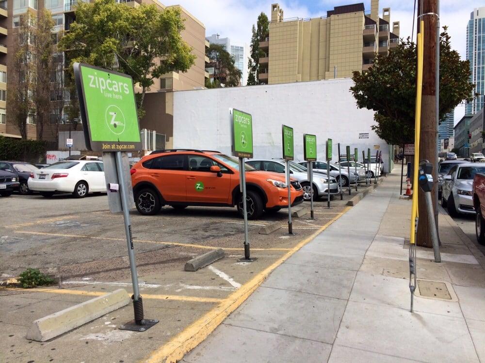 Zipcar: San Francisco, CA