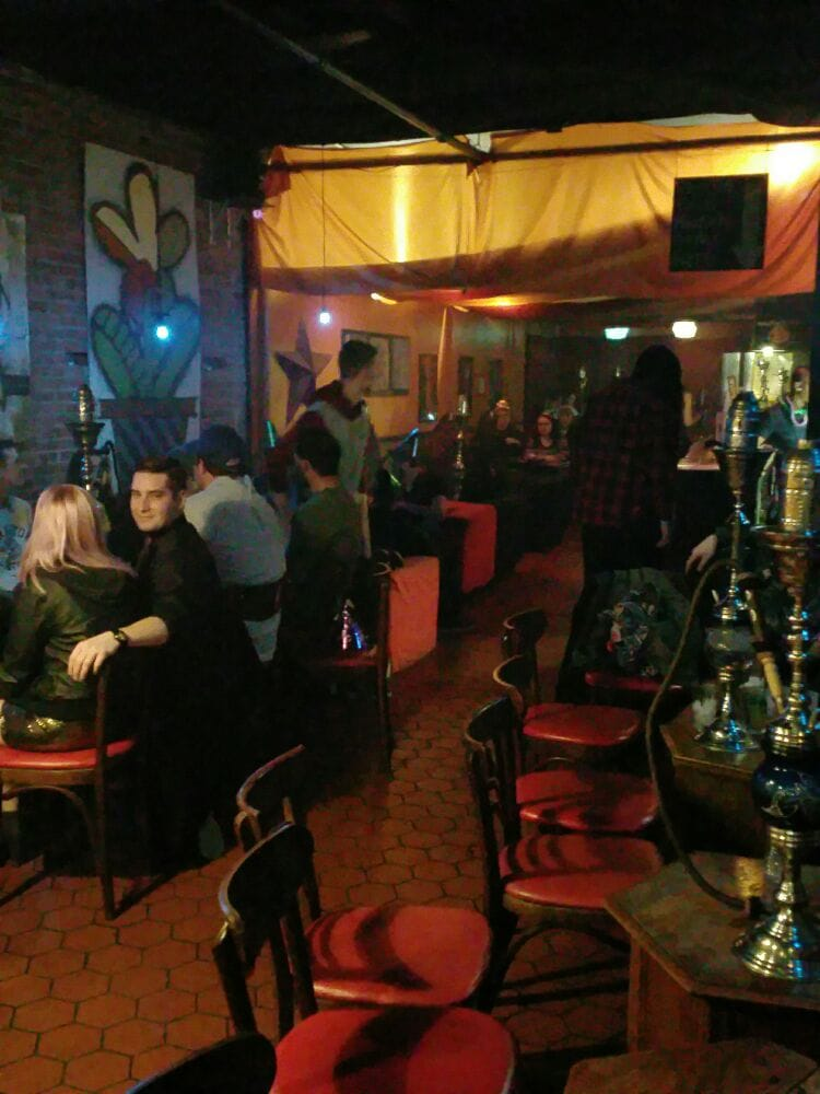 Cafe Oasis Binghamton Ny
