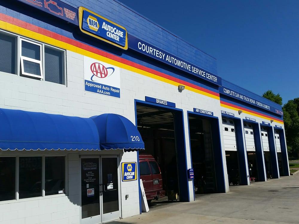 Courtesy automotive service center 10 foto riparazioni for Courtesy motors colorado springs