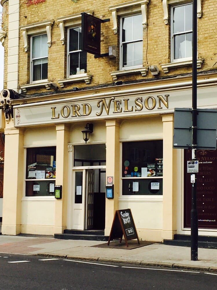 The lord nelson pubs 1 manchester road mudchute - Cyberdog london reino unido ...