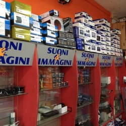 Suoni & Immagini - Auto Parts & Supplies - Via Tiberina 31, Fiano ...