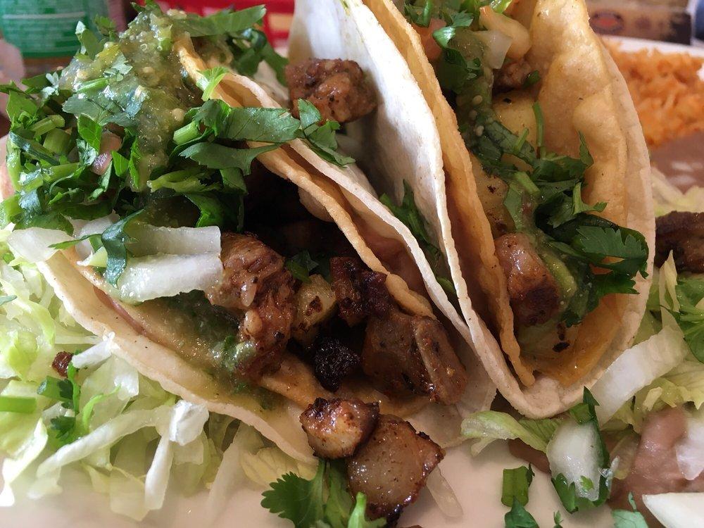 Luquin's Mexican Restaurant: 15-1448 Kahakai Blvd, Pahoa, HI