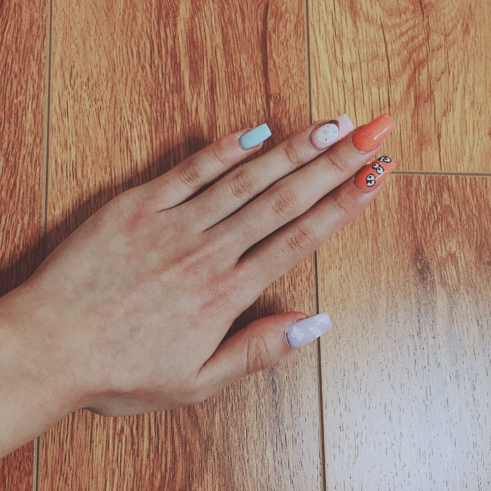 Super Cute Nails Done By Safia Yelp