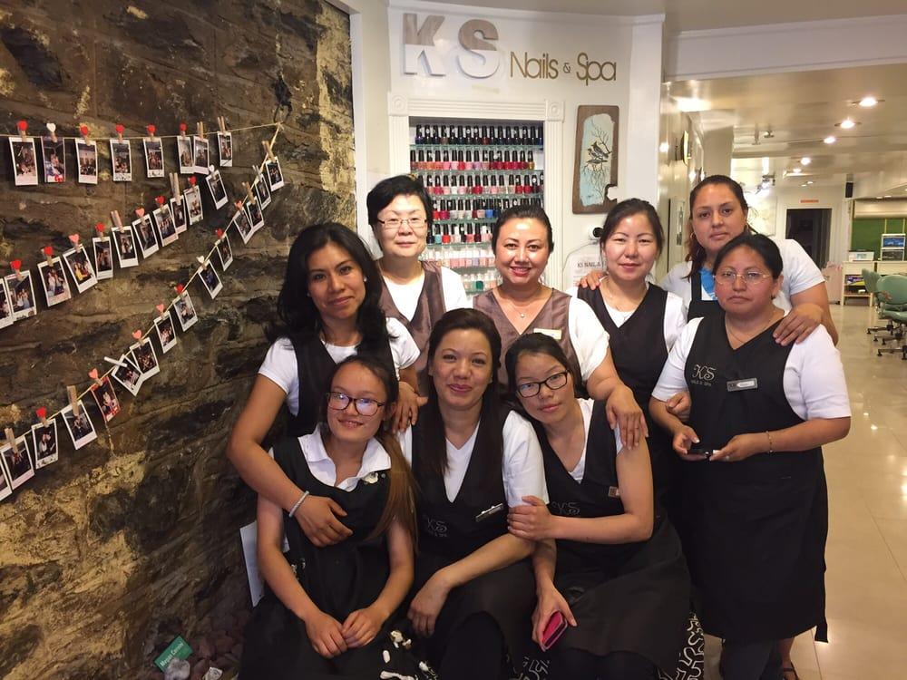 KS Nails & Spa: 448 East 79th St, New York, NY