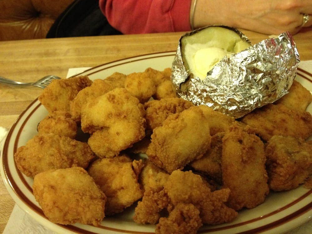 Lou's Famous Fish: 405 Mill St, Hopedale, OH