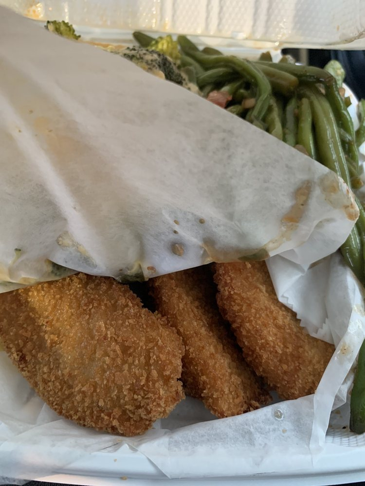 Mid Atlantic Seafood: 8333 Annapolis Rd, New Carrollton, MD