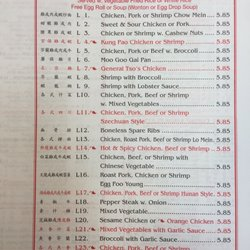 Ming Moon Chinese Restaurant 15 Reviews Chinese