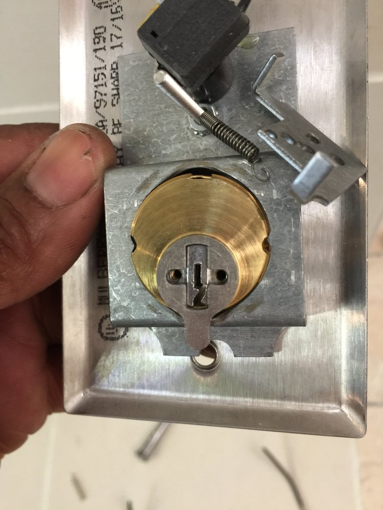 Fred's Lock Maintenance and Service: 4300 Old Dawson Rd, Albany, GA