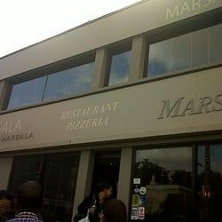 Pizza marsala grill restaurants 63 rue martyrs de la for Restaurant miroir rue des martyrs