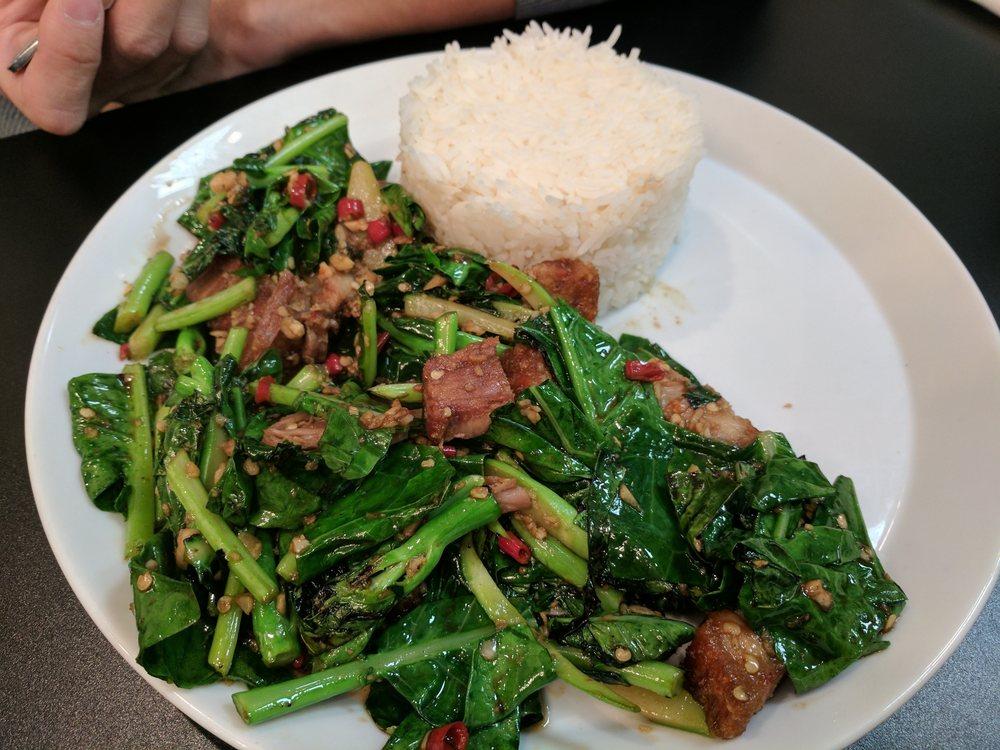 Kao Sarn Thai Street Food