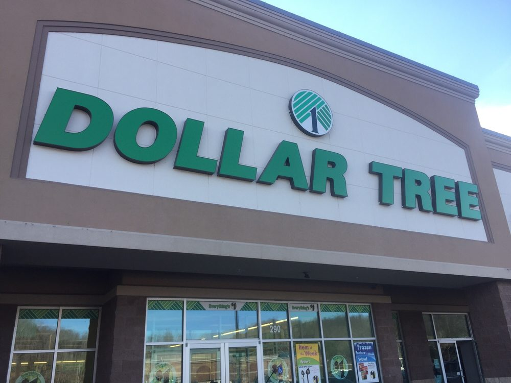 Dollar Tree: 290 Hutton Pl, Ashland City, TN
