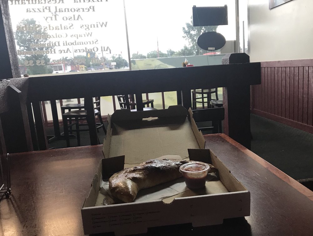 New York Pizzeria Restaurant: 498 E Main St, Trotwood, OH