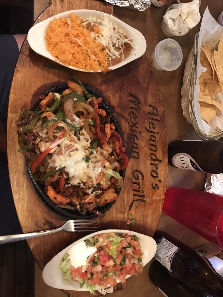 Social Spots from Alejandro's Mexican Grill - Downtown
