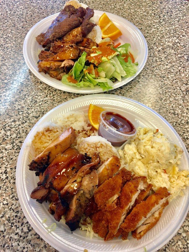 Aloha Kitchen Mesa Az Menu