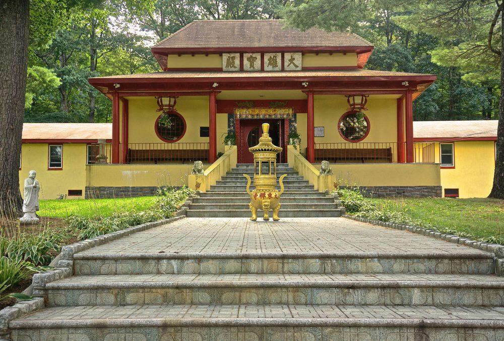 Manayana Temple: 710 Ira Vail Rd, Leeds, NY
