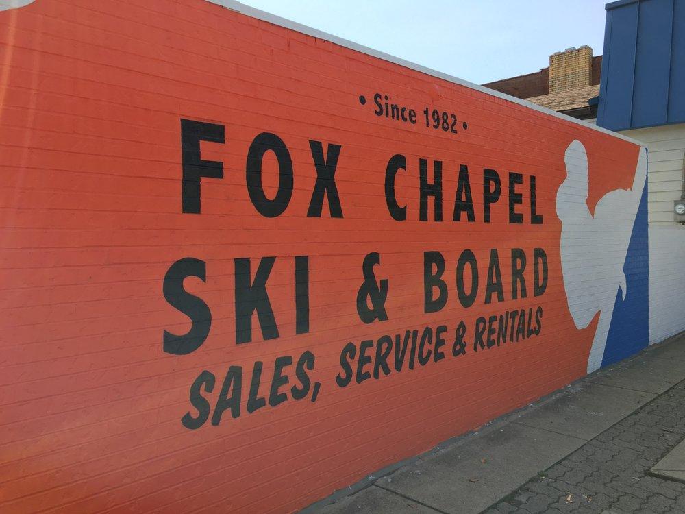 Fox Chapel Ski and  Board: 392 Freeport Rd, Pittsburgh, PA