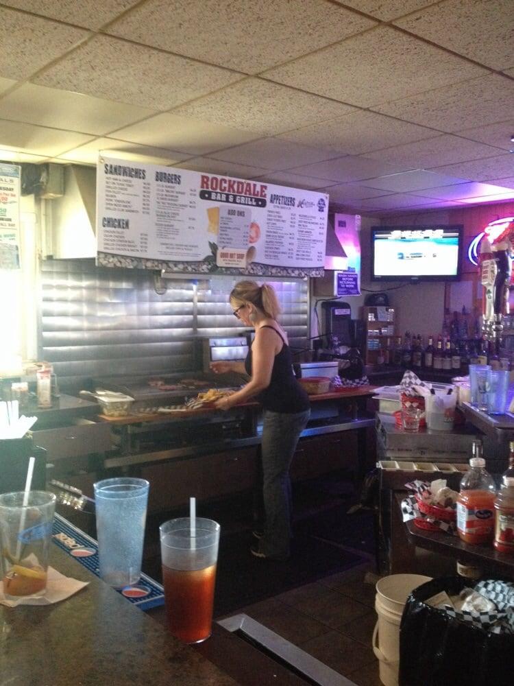 Rockdale Bar & Grill: 222 Water St, Cambridge, WI