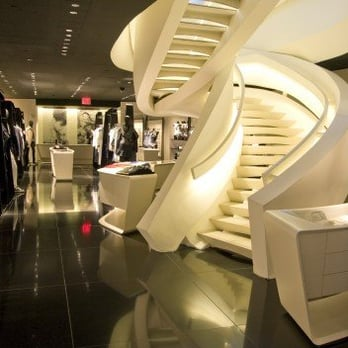Armani fifth avenue 35 photos 29 reviews women 39 s for Armani store nyc