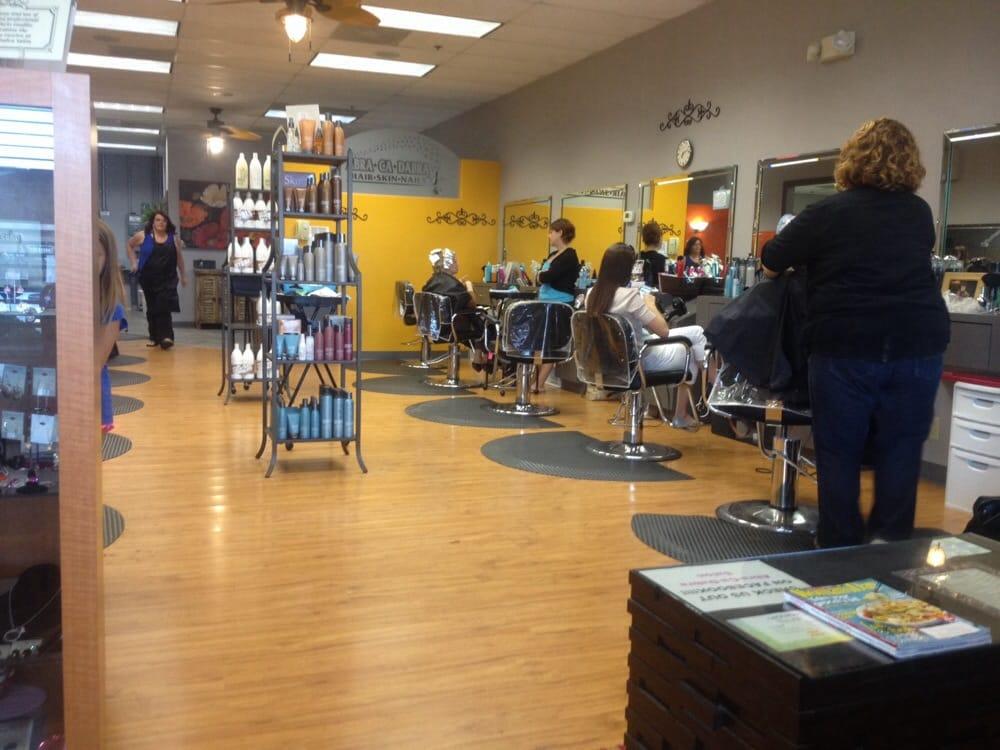 abra ca dabra salon hairdressers 5412 southfield ctr