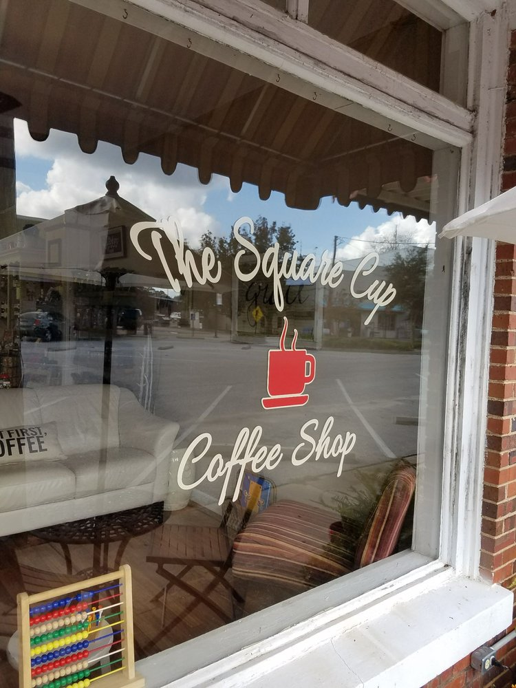The Square Cup: 119 Main St, Grove Hill, AL