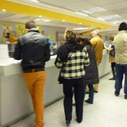 Correos oficinas de correos carrer del pintor sorolla for Oficina de correos valencia