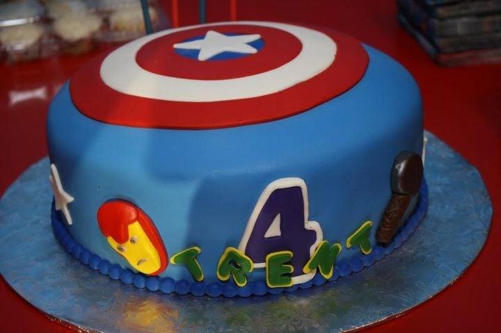 avengers birthday cake yelp. Black Bedroom Furniture Sets. Home Design Ideas