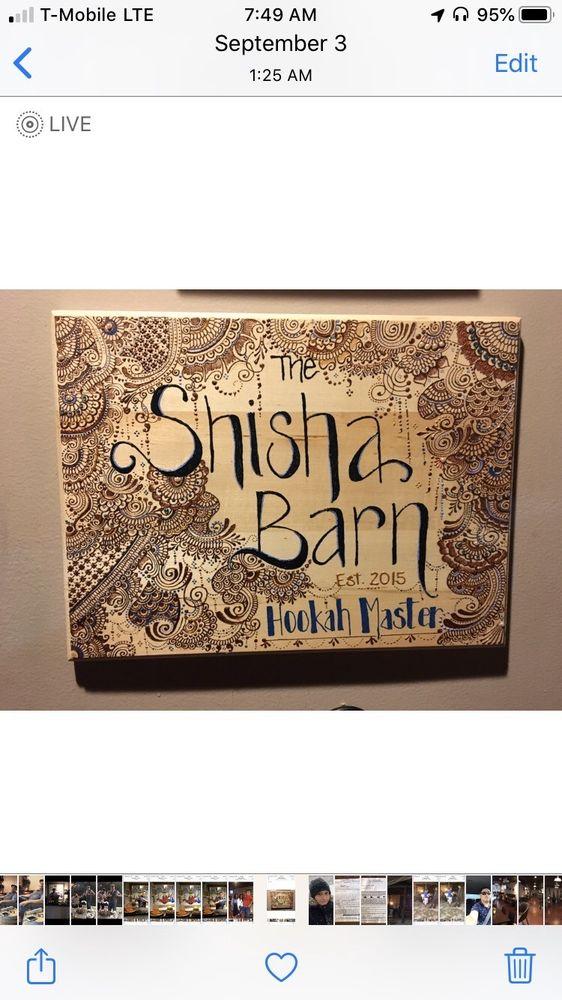 The Shisha Barn: 9009 Gaither Rd, Gaithersburg, MD
