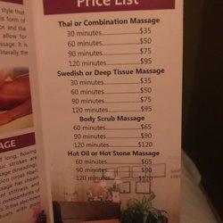 kinnaree thai massage spa i helsingborg