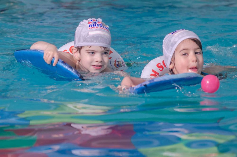 British Swim School - Cranberry: 136 Emeryville Dr, Cranberry, PA