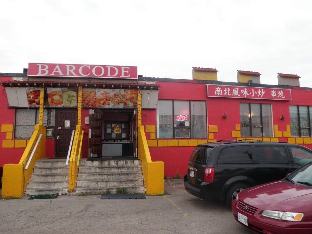Barcode Chinese Restaurant