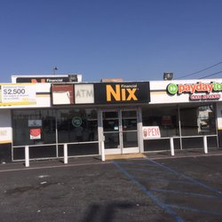 Nix Check Cashing Loans