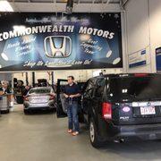 2017 Honda Civic hatchback Photo of Commonwealth Honda - Lawrence, MA, United States. Super clean service dept ...