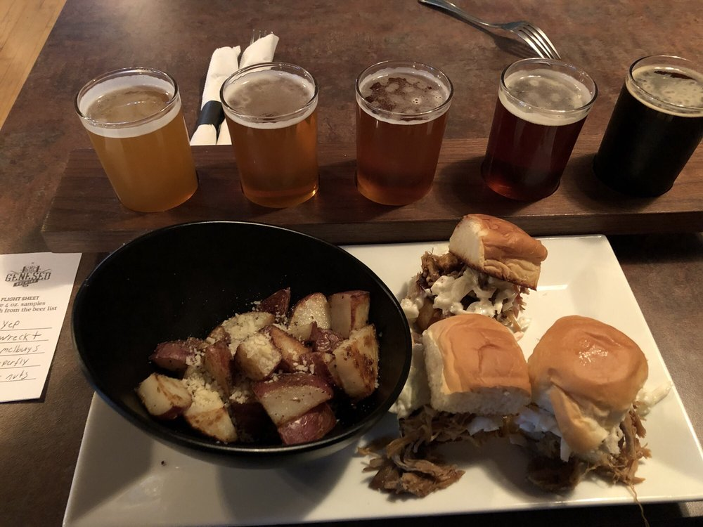 Geneseo Brewing: 102 S State St, Geneseo, IL
