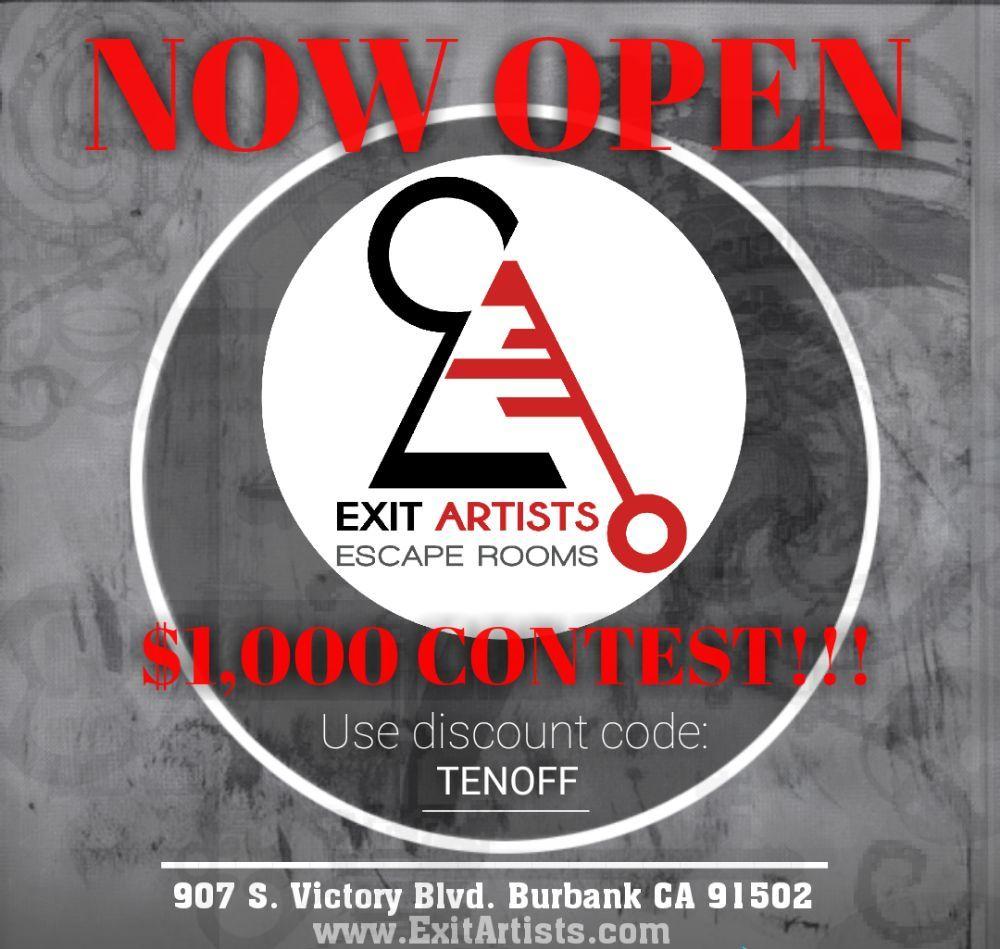 Exit Artists Escape Rooms