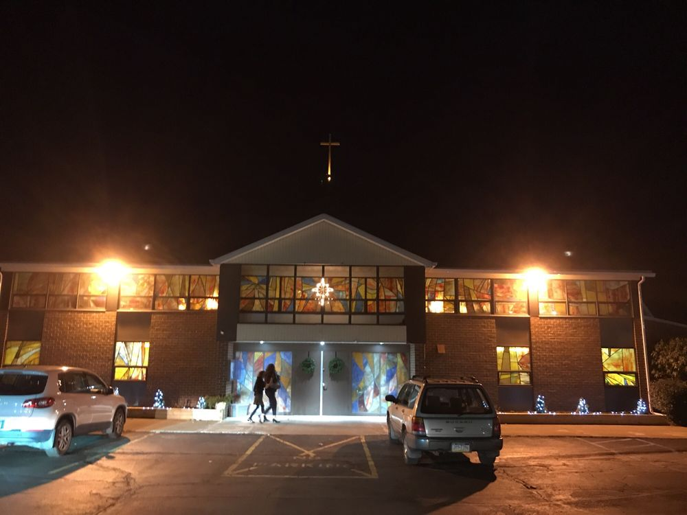 St Patrick's Church Rectory: 580 Elmira St, White Haven, PA