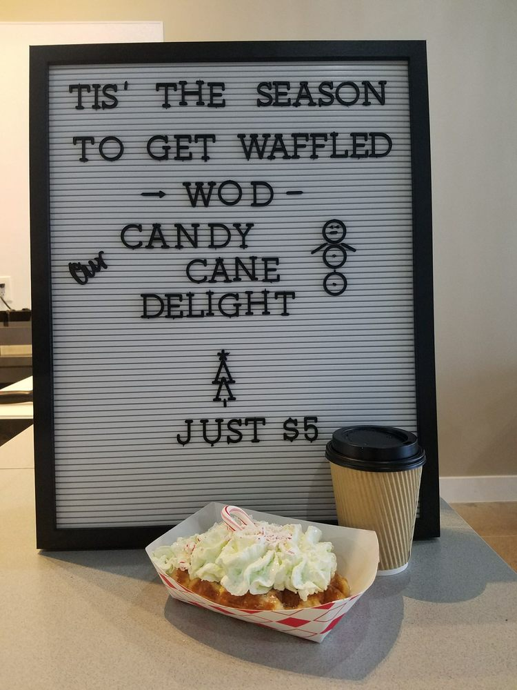 Catering by Waffled: 125 N East Promontory Way, Farmington, UT