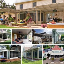Photo of Pro Home and Sunrooms - Rochester NY United States & Pro Home and Sunrooms - 13 Photos - Patio Coverings - 510 Clinton ...