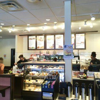 Corner Bakery Cafe Encinitas