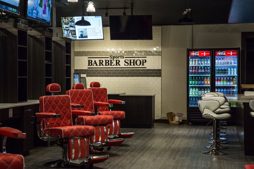 Sports Barber Shop: 1634 Annapolis Rd, Odenton, MD