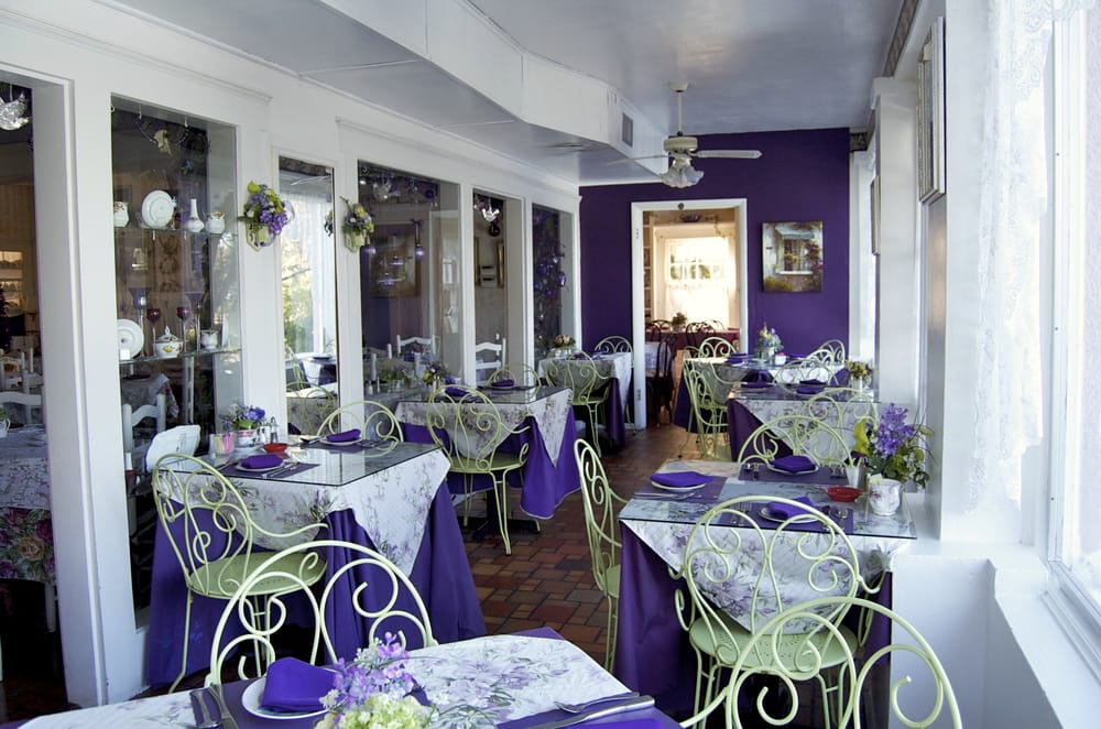 Lace And Lavender Tea Room