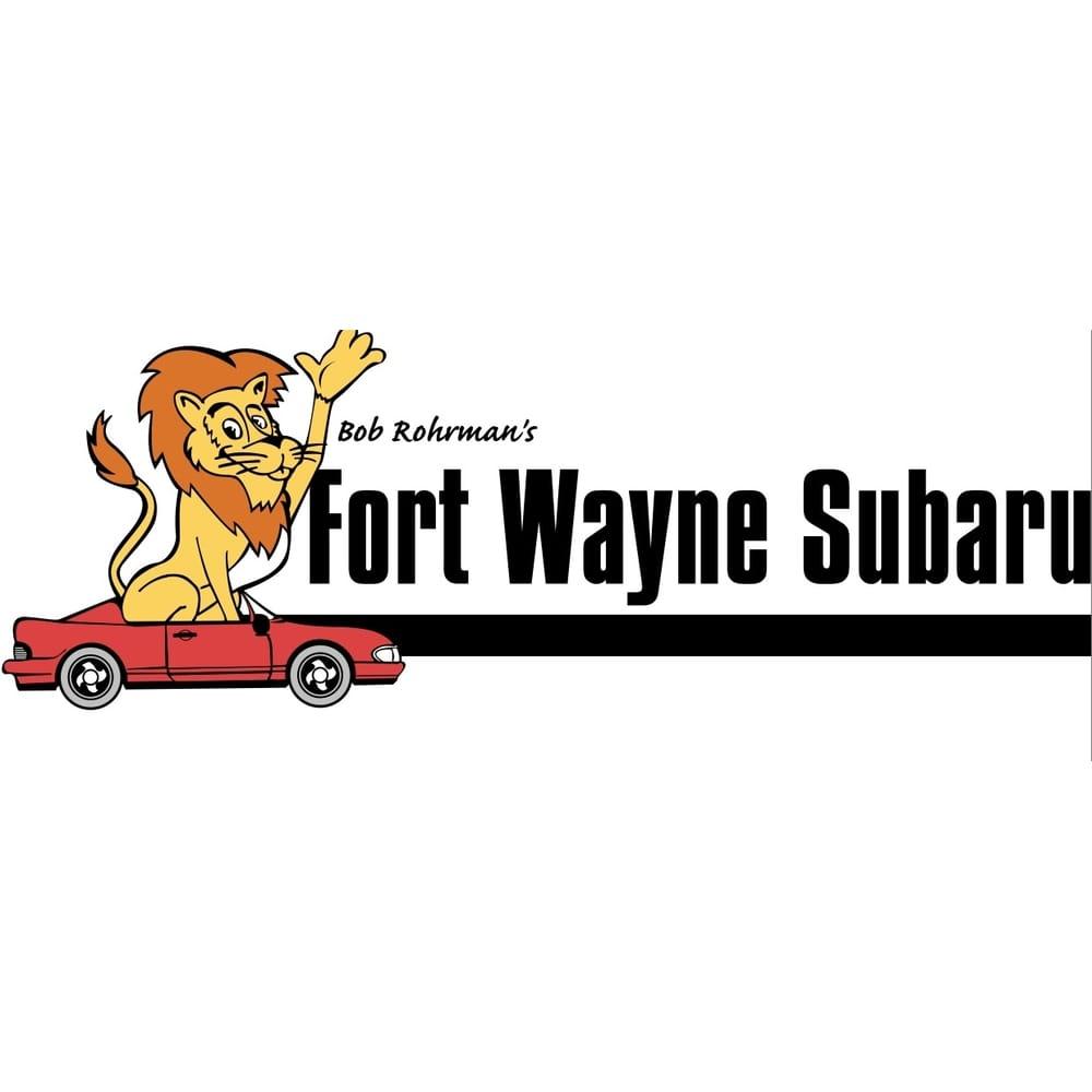 bob rohrman subaru of fort wayne car dealers 502 w coliseum blvd fort wayne in phone. Black Bedroom Furniture Sets. Home Design Ideas
