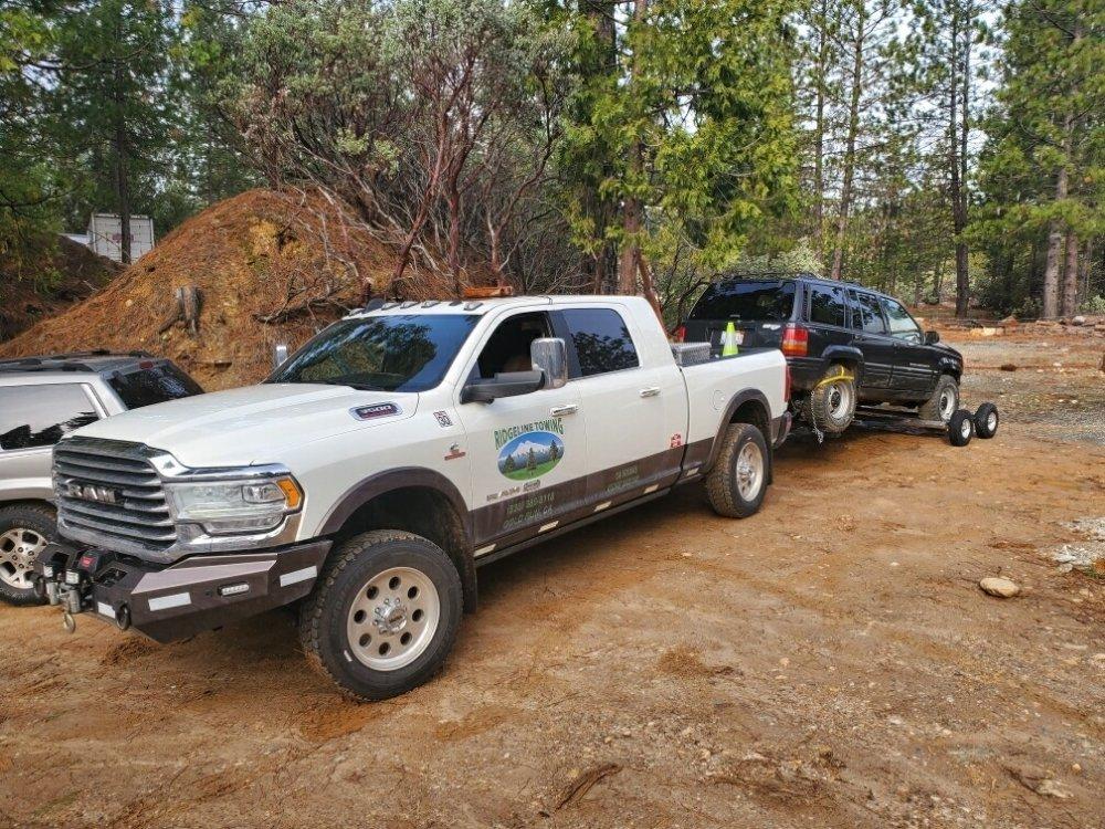 Ridgeline Towing: Alta, CA